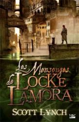 Couverture de la version française (éd. Bragelonne)
