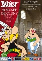 Astérix au Musée de Cluny, 28 oct. 2009 – 3 janv. 2010