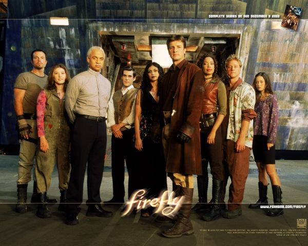 Firefly, la fine équipe.