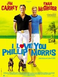 I Love You Phillip Morris, affiche française